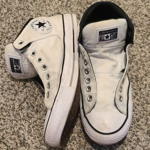 Converse Mid Top Slip On All Stars Size Mens 8